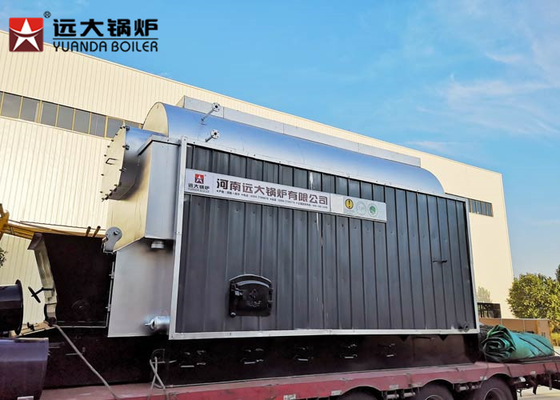 4 Ton Biomass Fired Steam Boiler Chain Grate Stoker Ricehusk Bagasse Fired Boiler