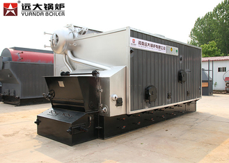 Large Capacity 10tph Industrial Jute or Fabrice Biomass Fired Steam Boiler